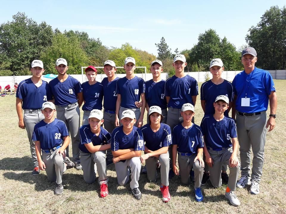Baseball Juniori II 2017